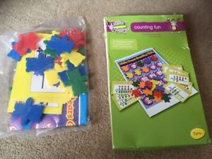 Tesco Learn Together Little bears Counting Table, fun, school, maths, new