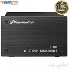 Phase-mation MC cartridge boost transformer Phasemation T-300 genuine from JAPAN