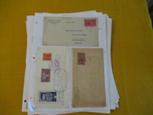 COSTA RICA POSTAL HISTORY COLLECTION