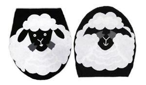Lantern Moon Peek-A-Boo Sheep Toilet Seat Cover