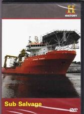 Mega Movers: Sub Salvage : History Channel (DVD) NEW