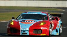 GULF 1 18 BBR Ferrari F430 Sport Race Car Racing GT Hot Rod Model  w Box Mr