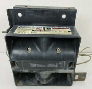 Whelen SA-314 100 Watt Speaker Part # 01-0883513