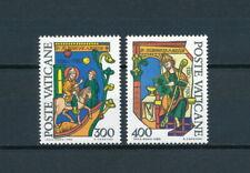 Vatican   677-8 MNH, St. Albertus Magnus,1980