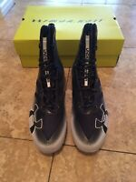 Under Armour Highlight MC Men's Football Cleats Size 16 NEW Navy