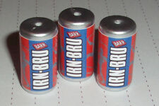 80s Retro Kitsch Gumball Soft Fizzy Drink Can Beads Charms Iron Bru cola Pepsi