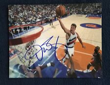 Thunder Dan Majerle Signed 8 X 10 Photo Autographed