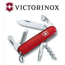 VICTORINOX SPORTSMAN 84mm COLTELLO SVIZZERO MULTIFUNZIONE SWISS KNIFE MULTITOOL