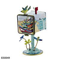 Kelvin Chen Enamel Tall Stamp Dispenser - Boat Van Gogh