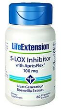 2X $13.88 Life Extension 5-LOX Inhibitor with AprèsFlex boswellia inflammation