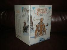 MEMOIRE DE CENDRES N°8 LE PRINTEMPS DES ASSASSINS - EO.JANVIER 2002 GLENAT VECU