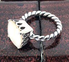 Genuine Pandora Mother Of Pearl Ring