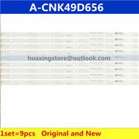 LED Strips A-CNK49D656 7838-491012-0540511 Toshiba 49L310U 49L420U  LC490DUY-SHA