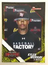 Kyler Murray 2014 Bowman Under Armour All American Baseball Rookie RC