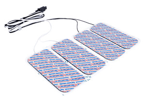 "Mama TENS ""MyTime"" Replacement Electrodes FOR NEW Model - Pack of 4 - TensCare"