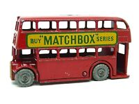 Matchbox Lesney No.5b Leyland London Bus