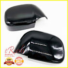 FOR 2002-2008 DODGE RAM 1500 2500 3500 GLOSSY BLACK SIDE MIRROR COVER COVERS