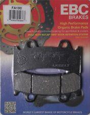 EBC - FA190 - Organic Brake Pads TRIUMPH Daytona Super III 1994-1997 Front