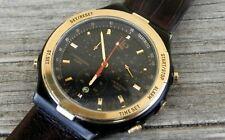 Vintage JPS Chronograph Alarm Armbanduhr, Herrenuhr Chrono100 Meter, Japan watch