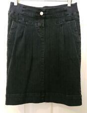 Maternity Denim Skirt Size 8-10 XS - PATCH