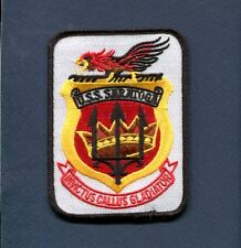 CVA-60 CV-60 USS SARATOGA US Navy Aircraft Carrier Ship Squadron Cruise Patch
