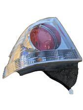LEXUS IS200 IS300 2000/2004 LEFT REAR LIGHT CLEAR CHROME EXCELLENT CONDITION