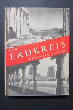 DER ERDKREIS  Orbis Terrarum   Martin Hurlimann  1935  Atlantis Verlag