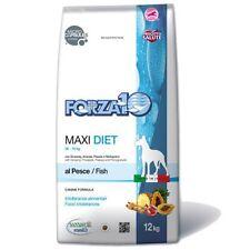 Forza 10 Maxi Diet Al Pesce 12 kg Per Cani