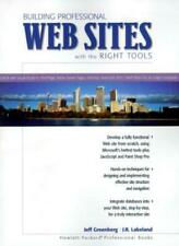 Building Professional Web Sites with the Right Tools (Hewlett-Packard Profess.