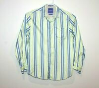 Tommy Bahama Island Modern Fit Long Sleeve Shirt Men's Size Large