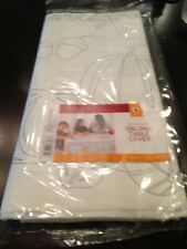 """Thanksgiving Tablecloth Kids Activity Oblong Table Cover 96""""x54"""" New In Pkg"""