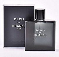 BLEU De Chanel 3.4 oz / 100 ml EDT Spray Men New In Box Sealed 100% Authentic