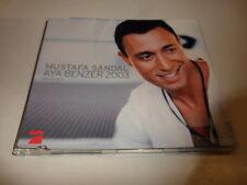 CD  Mustafa Sandal feat.  Gülcan  – Aya Benzer 2003 (Moonlight)