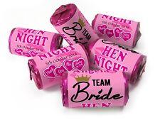 Personalised Mini Love Heart Sweets for Hen Last Fling V1