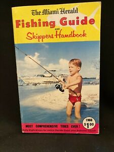 The Miami Herald Fishing Guide and Skippers Handbook 1966