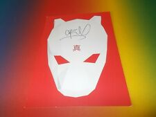 CRO  RAPPER  Sänger  signiert signed autograph  Autogramm auf Autogrammkarte