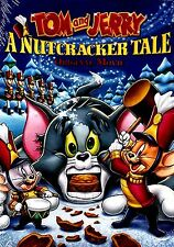 NEW CHRISTMAS DVD // Tom & Jerry: A Nutcracker Tale // 49min // ENGL & FRENCH