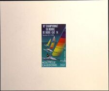 New Caledonia nouvelle-Calédonie 1989 860 Deluxe voile naviguer world cup Hobie Cat