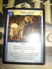 HARRY POTTER TRADING CARD GAME TCG OLLIVANDERS 59/116 UNCO ENGLISH MINT BASE SET