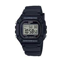 Casio Men's Digital Watch W218H-1AV, W218H-2AV & W218H-4BV
