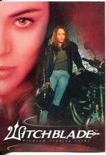 Witchblade Season 1 Promo Card P1