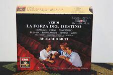 Verdi: La Forza Del Destino - Domingo, Freni, Muti - 3 CD Box Set