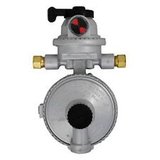 Fairview RV Camper LP / Propane 2 Stage Gas Regulator, Auto Changeover