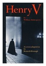 "Shakespeare's ""Henry V"": Screenplay,Kenneth Branagh"