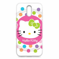For ZTE Blade Spark/Grand X 4 X4 Case Cover Skin Hello Kitty Lollipop