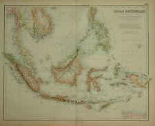 INDIAN ARCHIPELAGO BY ARCHIBALD FULLARTON. 1874.