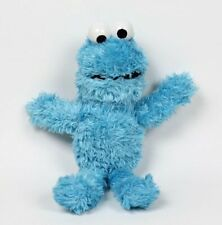 """2007 Fisher-Price Cookie Monster Chatters Plush Talking Shake It Up Doll 10"""""""