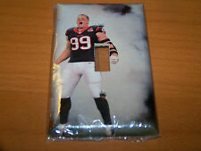 HOUSTON TEXANS J.J. WATT LIGHT SWITCH PLATE #2