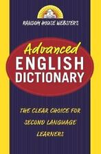 Random House Webster's Advanced English Dictionary by RH Disney Staff (2001, Pa…
