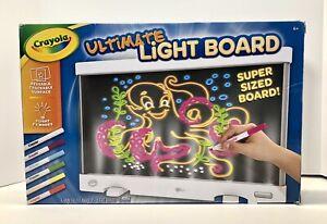 Crayola Ultimate Light Board, Drawing Tablet, Gift for Kids (Original) 4.D1